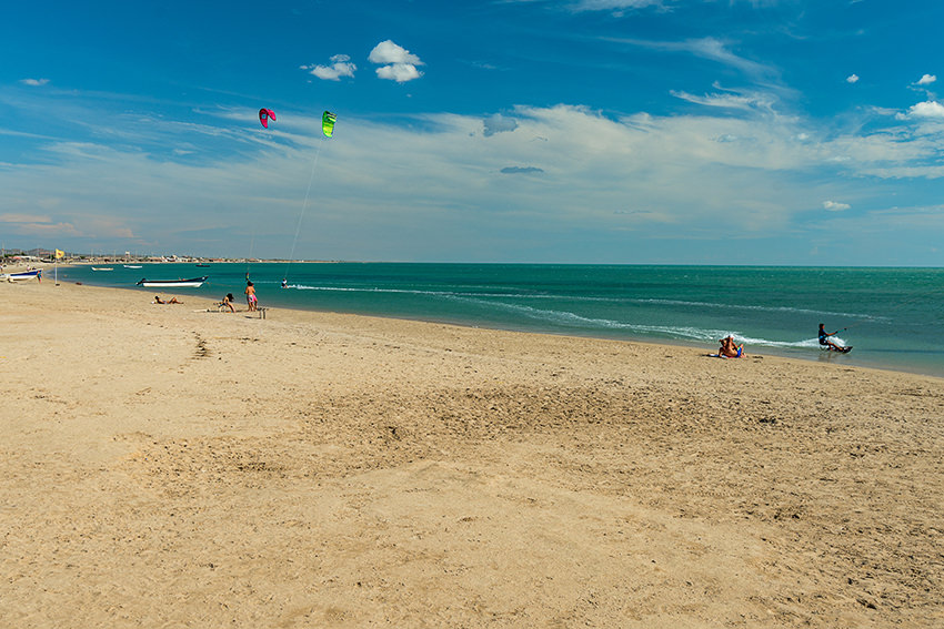 Ideal Kite Surfing Conditions