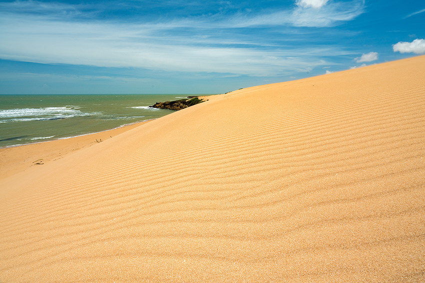 Waves Of Sand And Water