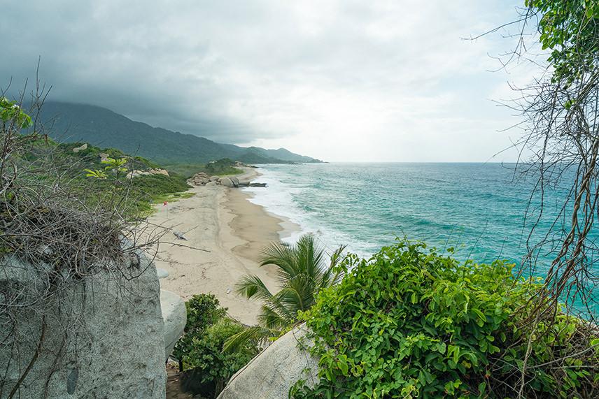 The Beaches of Tayrona National Park