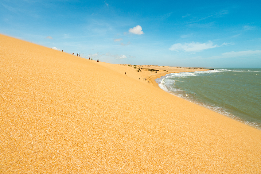 Punta Gallinas - South America's Most Northern Adventure Point