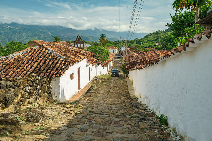 The Streets Of Guane