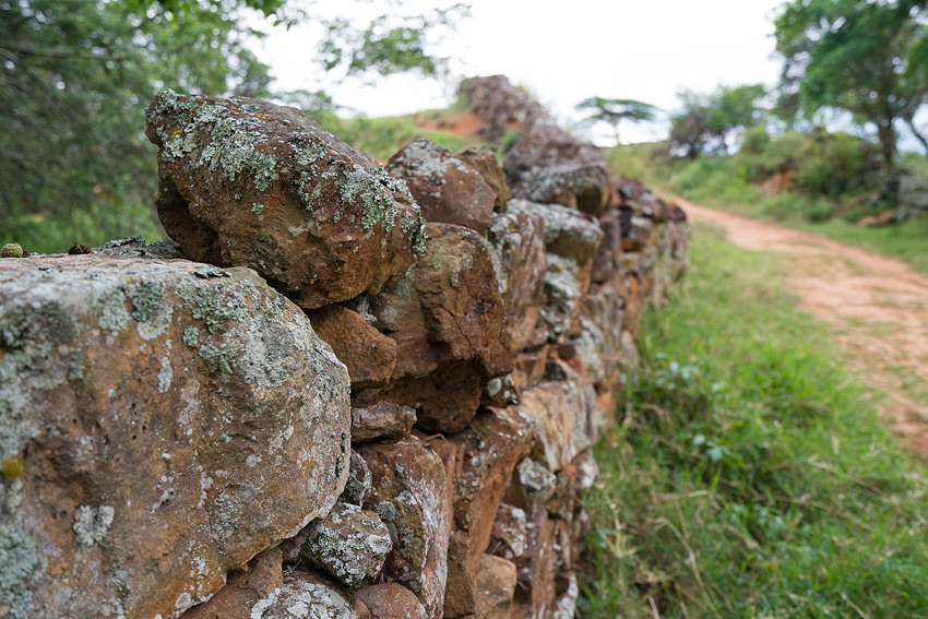 The Old Spanish Wall