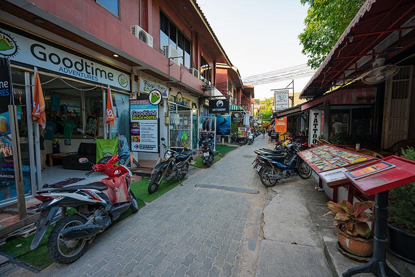 Hostels in Koh Tao, Thailand