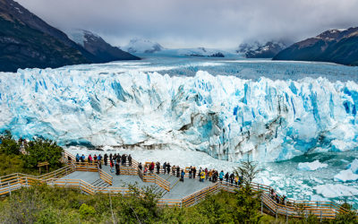 Visiting The Perito Moreno Glacier In Los Glaciares National Park
