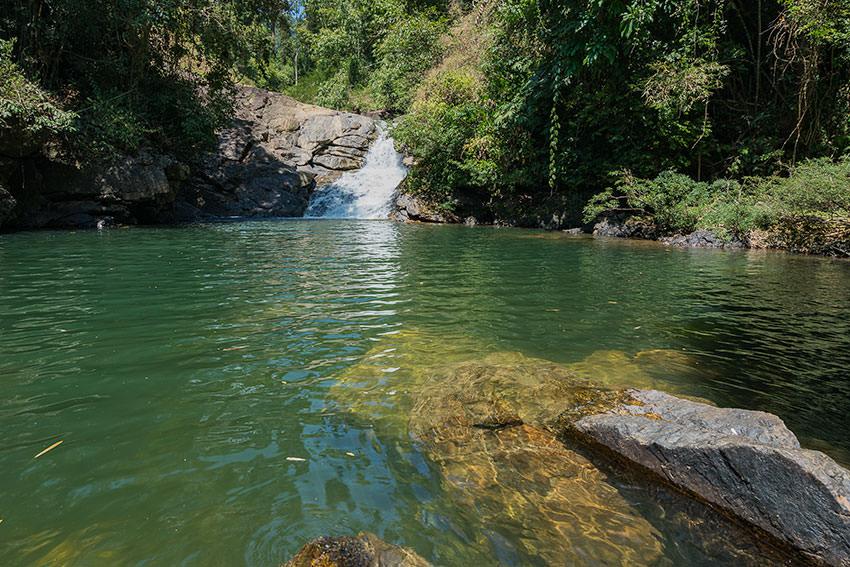Ton Kloi Waterfall Khao Sok, Thailand