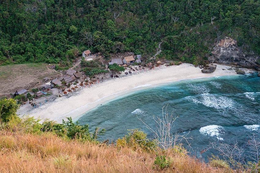 Atuh Beach Nusa Penida, Bali