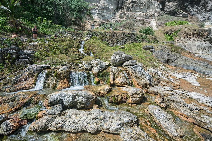 The Seganing Waterfall Nusa Penida, Bali