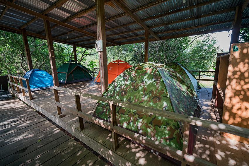 P & S Garden Camping Area, Laos