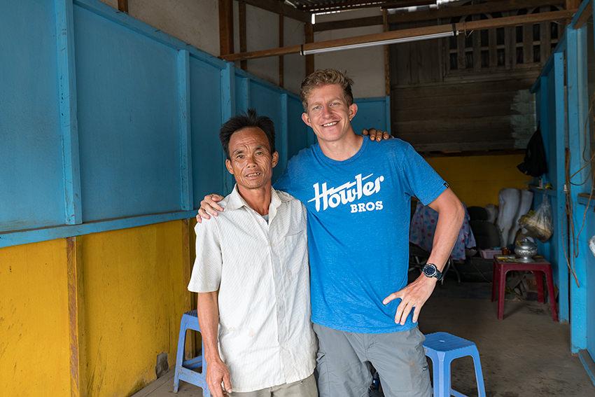 An Unspoken Friendship In Laos