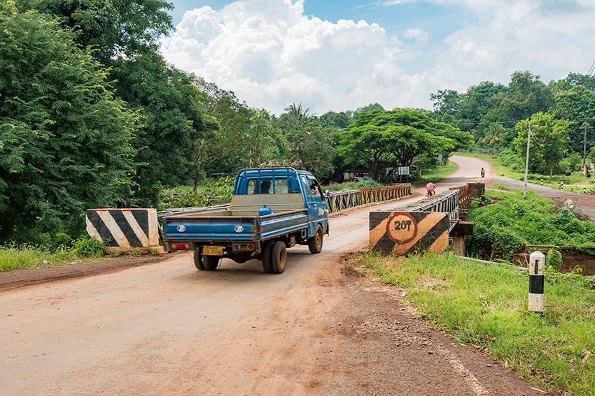Bridge Don't Fail Me Now, Laos