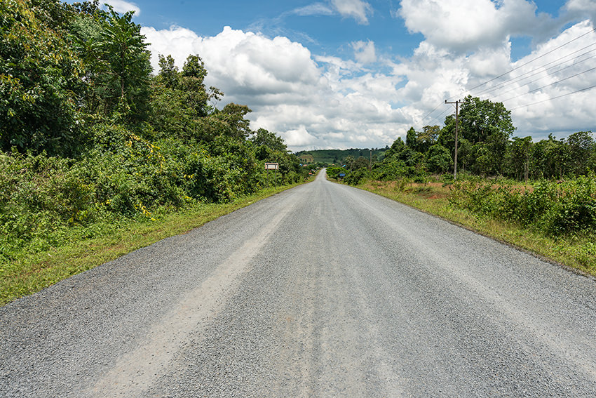 Gravel Road, Laos