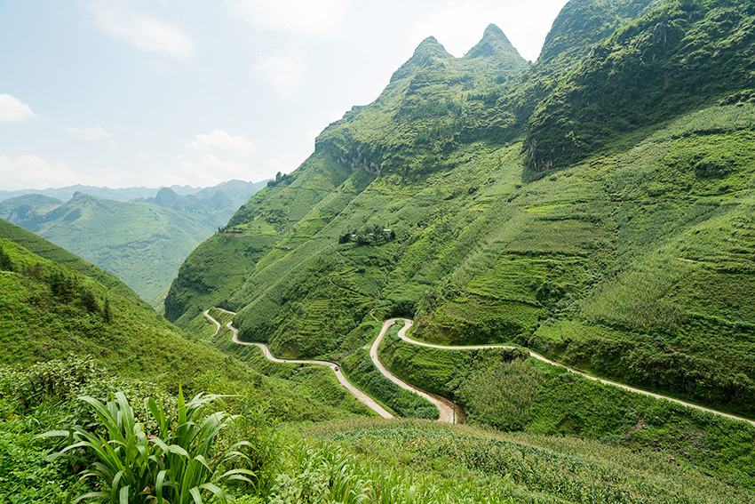The Road To The River Ha Giang Loop, Vietnam