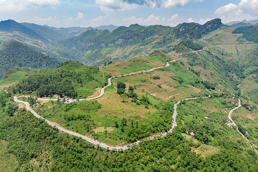 Bắc Sum Pass Ha Giang, Vietnam