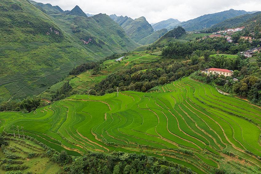 The Road To Dong Van, Vietnam