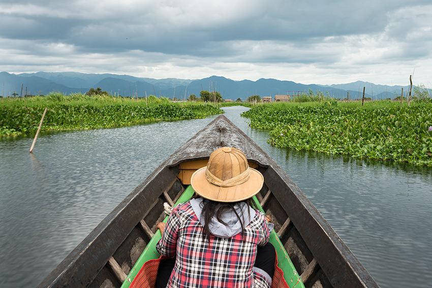The Three Day Trek From Kalaw To Inle Lake, Myanmar