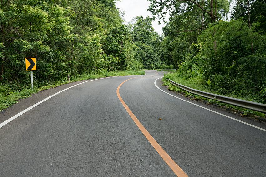 The Road To Mae Hong Son, Thailand