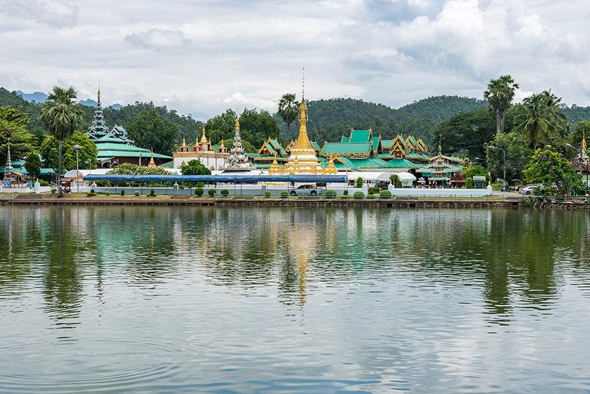 Wat Chong Klan Temple, Thailand